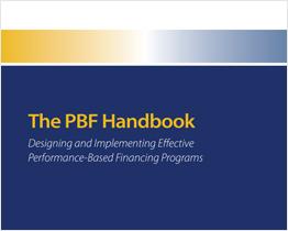 The PBF Handbook